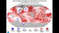 2014 Was Earth's Warmest Year on Record | Weather Underground