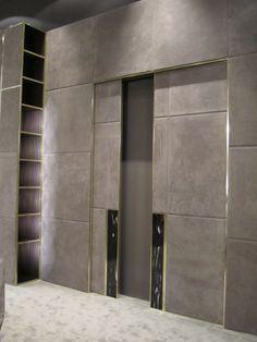 Longhi Doors & Furniture booth , Fiera Milano 2012