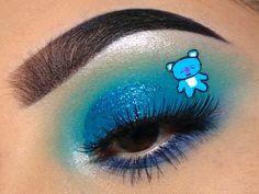 Bts Makeup, Anime Makeup, Eye Makeup Art, Makeup Goals, Makeup Kit, Makeup Inspo, Eyeshadow Makeup, Makeup Inspiration, Beauty Makeup