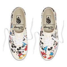 Disney Vans <3