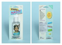 Mother New York » Hygiene is Fun Again with Blue Q