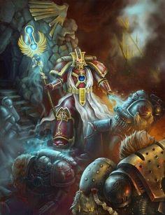 warhammer 40k chaos gods - Google Search