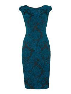 Gail Stretch Lace Dress