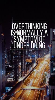 11 Overthinking quotes to help you change your thoughts. Everybody overthinks from time to time. But the problem arises when that becomes your standard. Wall Quotes, Me Quotes, Motivational Quotes, Monday Motivation, Motivation Inspiration, Morning Inspiration, Inspirational Words Of Wisdom, Buddhist Quotes, Finding Peace
