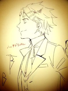 sketches by yana toboso