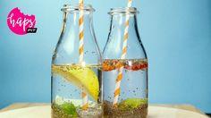 Naturalny napój energetyczny, czyli chia fresca. Jak się okazuje, nasiona…