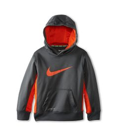 Nike Kids Boys' Therma Fit Pullover Hoodie (Little Kids)