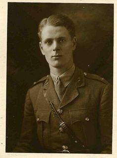 Sec-Lieut Charles Ronald Newton ( 20.9.1918) Royal Field Artillery 'D' Battery. 104th Brigade. Educated Radley College. Buried Templeux-le-Guerard British Cemetery. Grave Reference I. B.38.