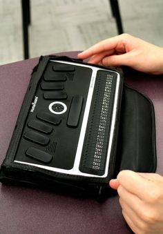 Assistive technology helps the blind and visually impaired