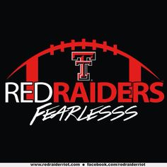 Every day we are Red Raiders