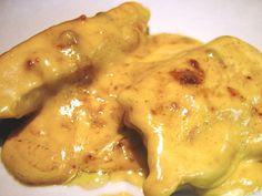 Receta: pollo a la mostaza