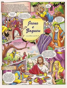 Jesus nos ama Bible Illustrations, Bible Stories, Jesus Christ, Comic Books, Humor, Comics, Bible Study Tips, Bible Study Journal, Sunday School Kids