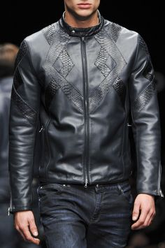 John Richmond F/W 2014 Menswear Milan Fashion Week