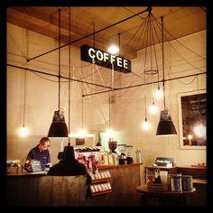 Restaurant Design, Great Britain, Track Lighting, Coffee Shop, Weird, British, England, Ceiling Lights, App