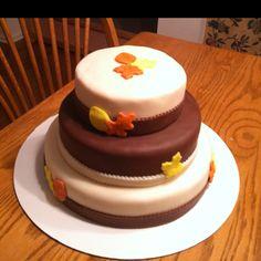 Cake I made for Grandmas birthday! Grandma Birthday, Cake, Desserts, Food, Pie Cake, Tailgate Desserts, Pastel, Meal, Cakes