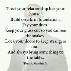 Tony Gaskins Jr Quote