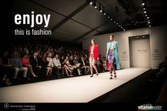 a story about fashion. vitaminwater