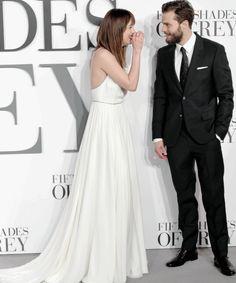 Fifty Shades Of Grey Dakota y Jamie