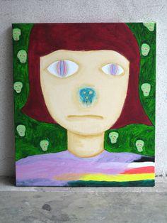 girl with skulls_10호_2007