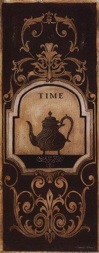Tea Time II (Kimberly Poloson)