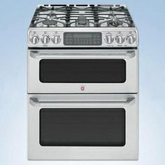 The perfect stove... you can cook dinner and dessert at the same time...