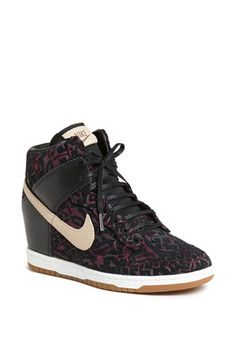 Nike 'Dunk Sky Hi' Sneaker (Women) available at #Nordstrom I want!