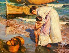 Juan Gonzalez Alacreu, 1937 ~ Impressionist painter | Tutt'Art@ | Pittura * Scultura * Poesia * Musica |