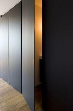 Ceiling height doors
