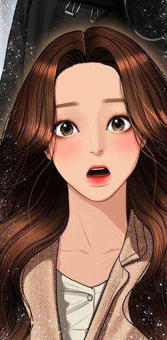 Angels Beauty, Manga Collection, Aesthetic Template, Webtoon Comics, Korean Art, Animated Cartoons, Manhwa Manga, Manga Drawing, Comic Character