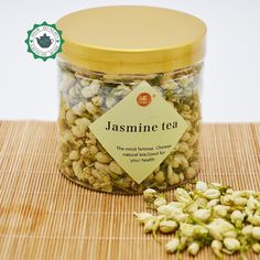 Gross Weight:75g jasmine flower tea 2016 Early Spring 100% Natural Organic Blooming Herbal Tea to Lose Weight Health Care gift #jewelry, #women, #men, #hats, #watches, #belts, #fashion