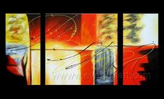 Framed! Modern Wall Decor Art Abstract Huge Oil Painting On Canvas XD3-039