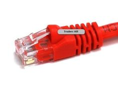(Pack of 10) 7 ft Cat-6 Network Ethernet Patch Cable - Red (Cat6) by A+. $24.99. For network adapters, hubs, switches, routers, DSL/cable modems, patch panels, PS3, Xbox and other networking applications.