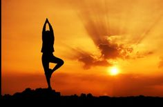 Yoga is not only a great way to workout your core, strengthen your flexibility, and is a great morning stretch it is also good to clear your mind and release any stress you may feel ;)