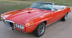 """1969 Pontiac Firebird.   I almost pinned this to """"ART""""!   and it is ... pure ART"""