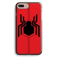 Civil War Spiderman Logo Apple iPhone 7 Plus Case Cover ISVH756 - Visit to grab an amazing super hero shirt now on sale!