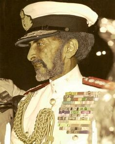 """""""Ethiopia is not boastful, but her history testi- fies to the courage and bravery of which she disposes in defending her territory and her independence. She has been preserved with the help of the Almighty, Who is ever at her side.""""  Kedamawi Hayl Selasse (Haile Selassie I) #RasTafari #GiveITheTheTeachingsOfHisMajesty"""