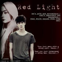 Red Light Sehun, Krystal, Oh Sehun, Jung Soojung, Hunstal, Sestal edited by me