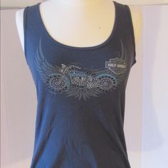 Harley Davidson Tank Top Excellent condition Harley-Davidson Tops Tank Tops