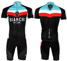 2013 New!!! Bianchi Short Sleeve Cycling Jerseys Wear Clothes ...