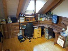 Präsentieren Wie sieht Eurer Arbeitszimmer aus? - Seite 21 - Fotografie, Literatur, Elektronik, Reinigen & Präsentieren, Werkzeuge & Material - Das Wettringer Modellbauforum