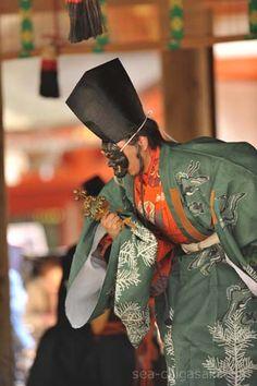 イメージ4 - 奈良・平成26年薪御能1日目 「咒師走りの儀 」の画像 - フォトグラファー松村のポートフォリオ☆ - Yahoo!ブログ