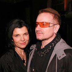 Photo taken at an Edun fashion presentation by Ali Hewson and here with her husband Bono of U2 fame. #edun  #alihewson #bono  #u2.bono #randybrookephotographer #randybrooke