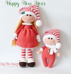 Amigurumi,amigurumi dolls,amigurumi free pattern,amigurumi happy new yea,crochet dolls,crochet patterns,free patterns amigurumi,örgü youncak bebek yapılışı,yeni yıl el yapımı bebek,tığ işi oyuncak yapılışı,handmade toys,sağlıklı oyuncaklar,organik oyuncaklar