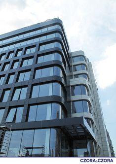 Budynek biurowy // Gliwice ul. Zwycięstwa