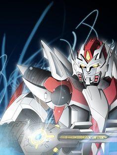 Spark Behind the Blade by Shioji-san.deviantart.com on @deviantART
