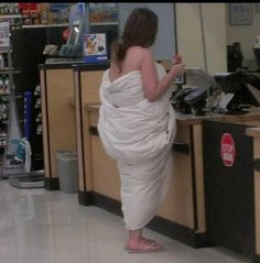 Sometimes the people who occupy Walmart can make the shopping experience all the more entertaining. Here are 26 funny and strange people seen in Walmart. Meanwhile In Walmart, Only At Walmart, People Of Walmart, Funny People, Does Your Mother Know, Doug Funnie, Friends Hanging Out, Walmart Shoppers, Walmart Funny