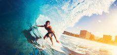 Séries curtas e rápidas? Ou formações tubulares constantes? Os iniciantes, os mais experientes e os profissionais encontram diversas opções para o surf no Brasil no extenso litoral. Confira aqui: