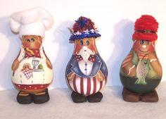 Gingerbread LIGHTBULB CD 10 Patterns Uncle Sam Sweet Gingers Christmas   eBay