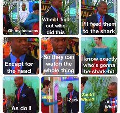 Suite Life on Deck Funny Disney Jokes, Disney Memes, Stupid Funny Memes, Hilarious, Nickelodeon Cartoons, Disney Cartoons, Disney Day, Disney Love, Tv Quotes