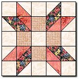 Farmer's Daughter Quilt Blocks.  This is the pattern of my 16th birthday quilt....that's still in progress. :)